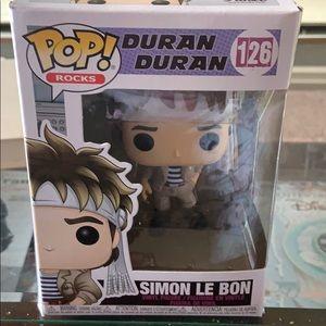 Pop! Rock Duran Duran Simon Le Bob